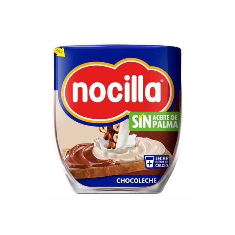 Imagen vaso nocilla choco leche 190grs